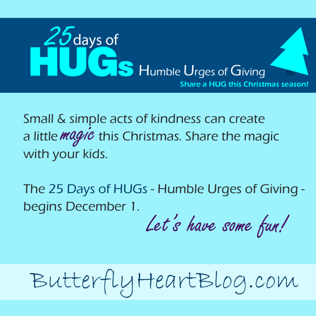 34 - HUGs giving