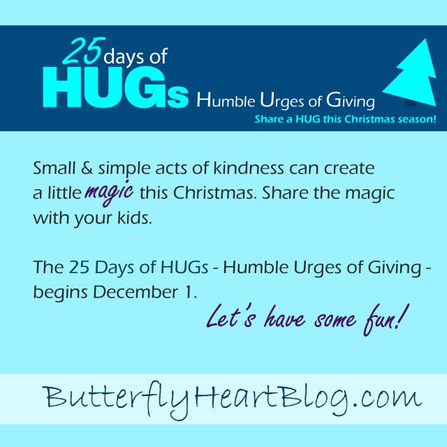 34 - HUGs giving