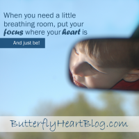 A Little Breathing Room